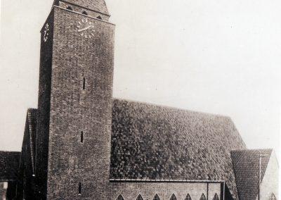 03 in 1934 een nieuwe kerk