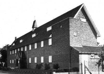05 Het voormalige klooster nu de woning van webbeheerder