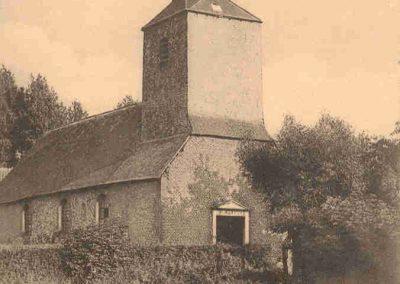 5 De kerk in 1934 afgebroken